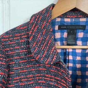 Marc by Marc Jacobs tweed jacket